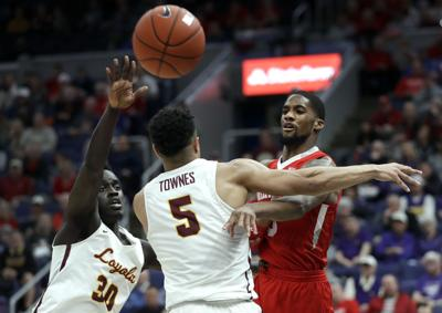FILE - NCAA March Madness