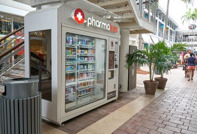 FILE - Automated Pharmacy Systems pharmabox