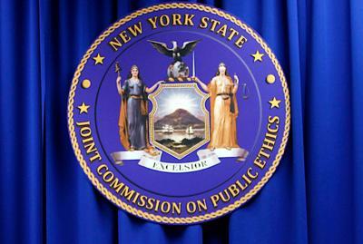 FILE - NY JCOPE seal 5-31-2012