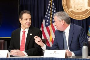 Cuomo, de Blasio warn rest of country may be reopening too quickly