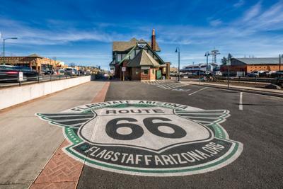FILE - Flagstaff, Arizona