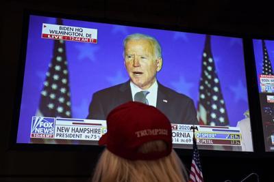 FILE - Election 2020 Nevada