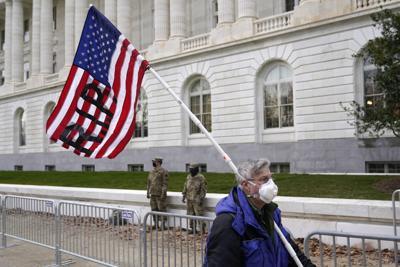 FILE Capitol Hill attack