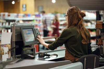 FILE Cash register sales tax
