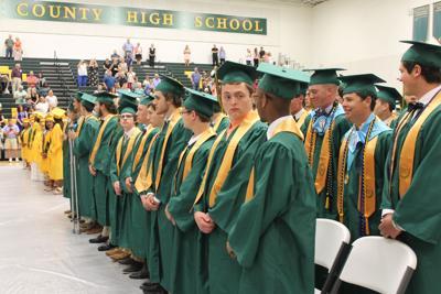 Louisa County High School Class of 2017 prepares for graduation