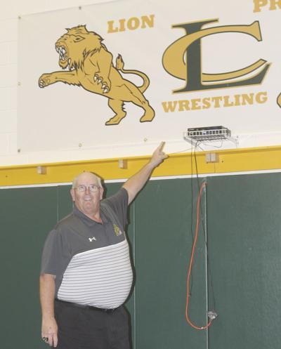 Building pride in Lion wrestling