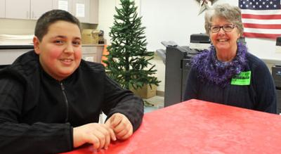 Louisa retiree and student find friendship in the classroom