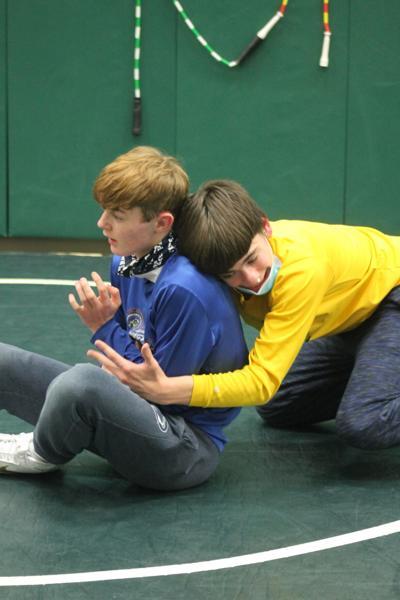 Lions' wrestling team back on the mat