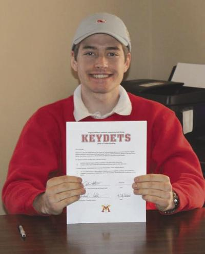 Lion to dive with Keydets