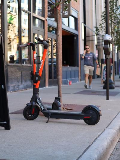 Town may prohibit motorized scooters