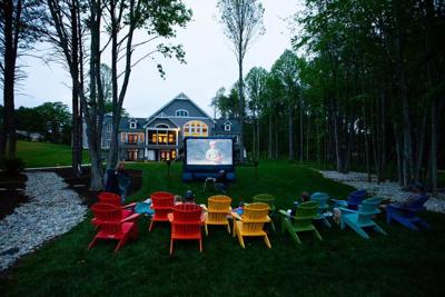 Taking the drive out of drive-in movies