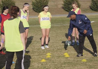 New coach hopes to lay foundation for success