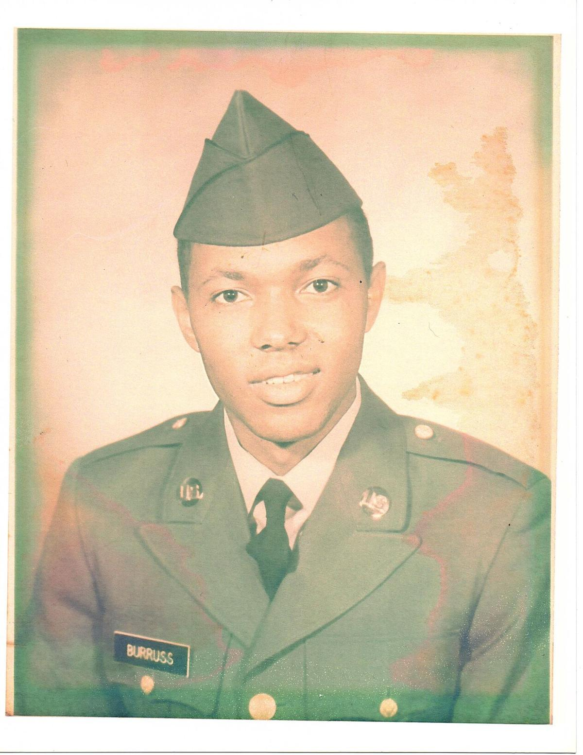 After tragedy, a veteran carries on: The service of Charles M. Burruss Sr.