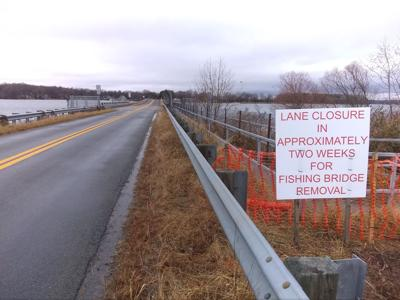 Dike 3 to be closed to fishing