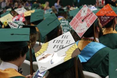 LCHS graduates 2019