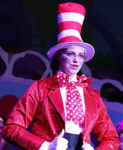 """""""Seussical: The Musical"""" at Louisa County High School"""