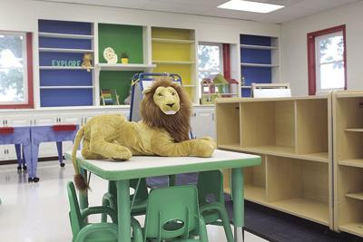Learning lab open to little Lions