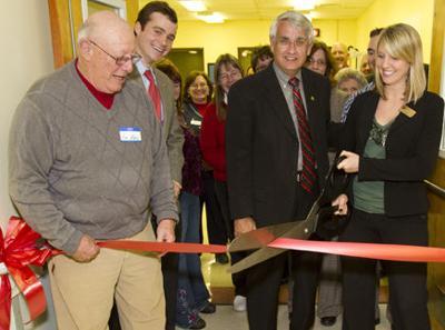 Louisa rehab facility gets new gym