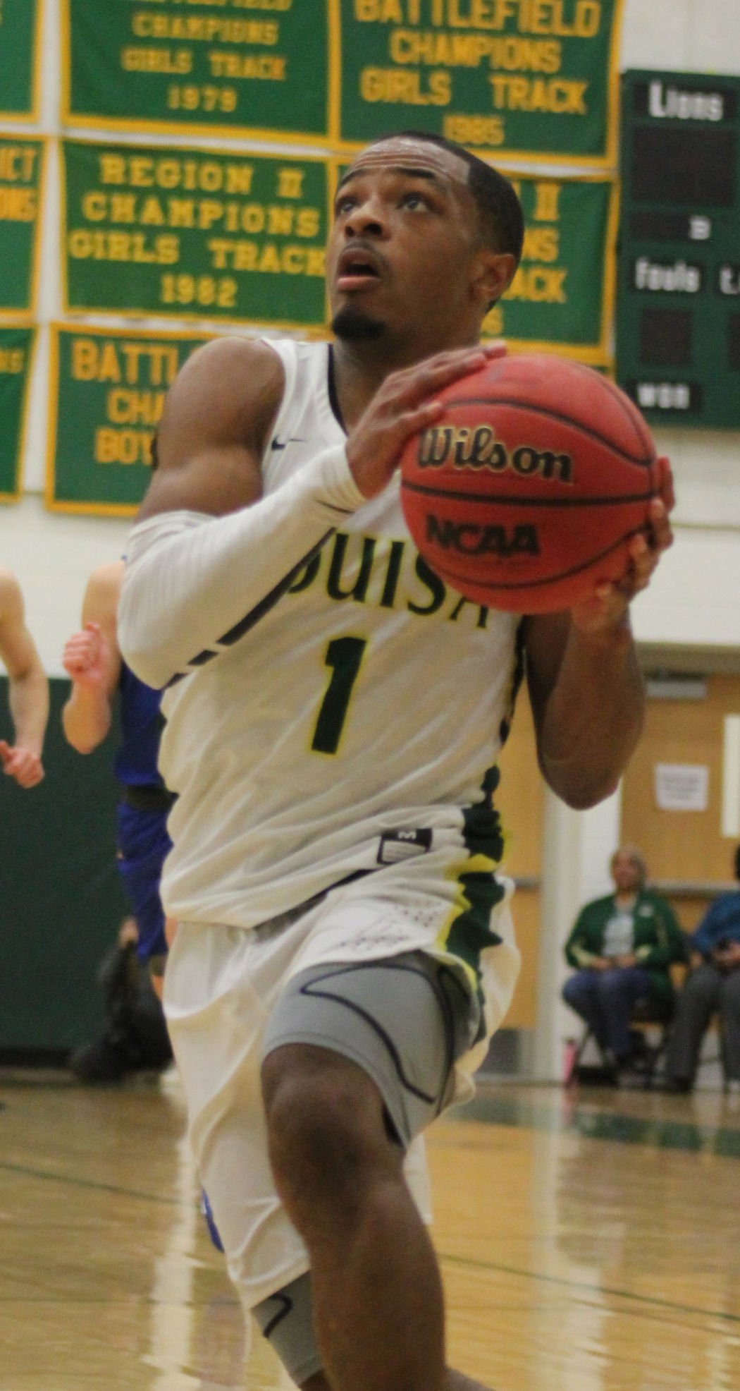 Freshman standout tops all-district list