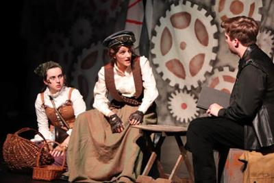 Louisa County High School theater group state-bound