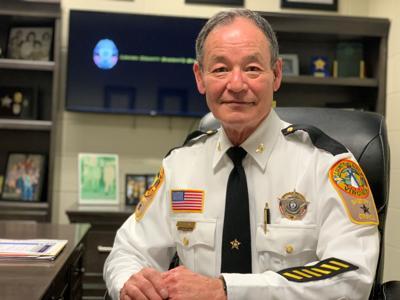 Sheriff explains his stance on militia