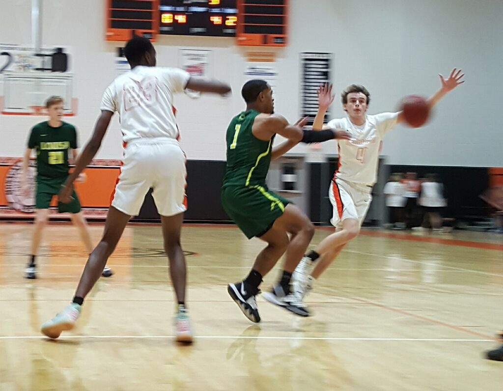Monacan knocks Lions out of contention