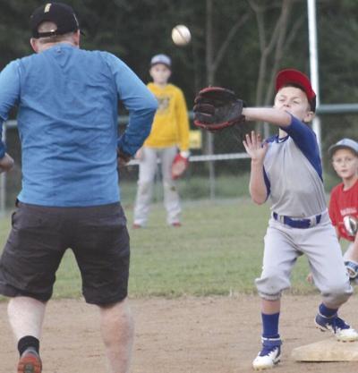 Little League fall season underway