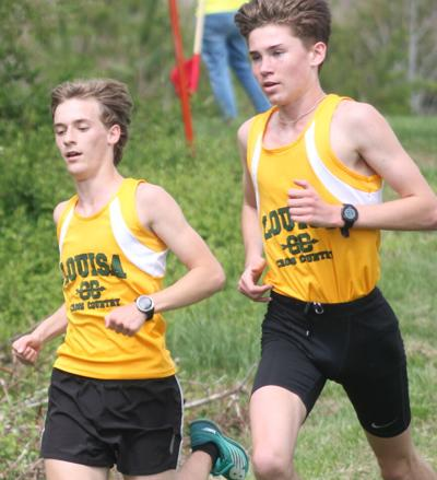 Emmert, Wood finish among top runners in state meet