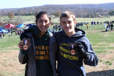Louisa runners earn all-state honors