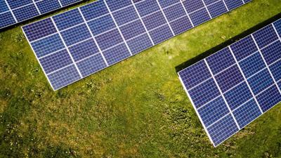Solar farms get mixed reaction
