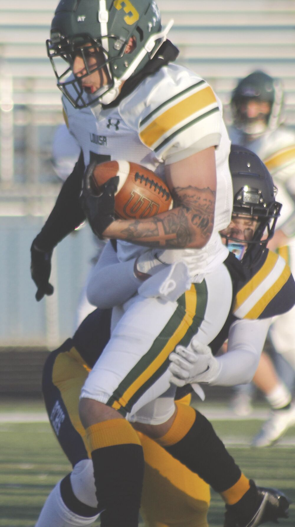 Early Louisa scores lead to big win over Fluvanna