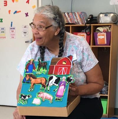 Librarian celebrates 30 years