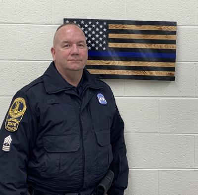 Louisa native returns home with state police
