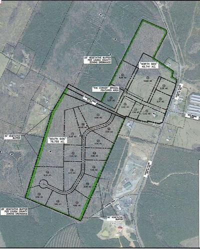 Rezoning approved for lake shopping