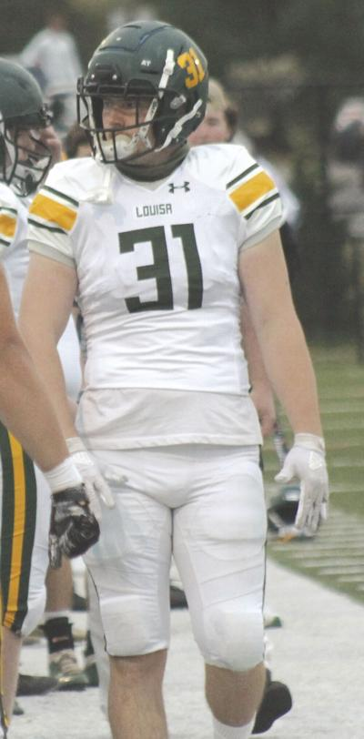 Louisa tight end to play for Bridgewater College