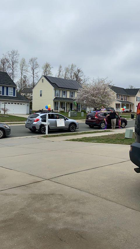 Mehlhaff's birthday parade