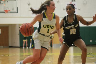 Lady Lions improve to 7-2 record