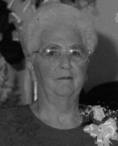 Mary Gipson Harlow