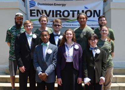 Envirothon places second in state