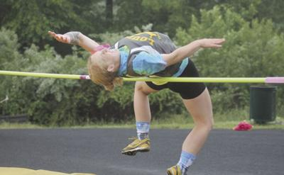 Several Lions advance to state championship track meet