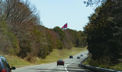 Judge says flagpole not a monument