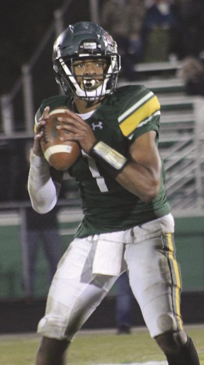 Gridiron star takes talent to college