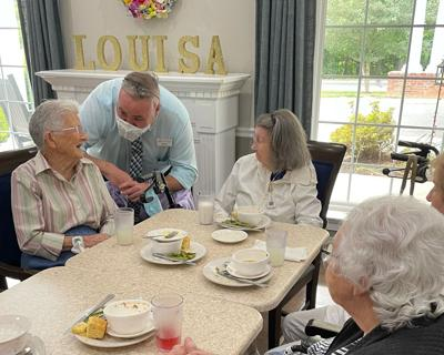 New managers at senior living facility