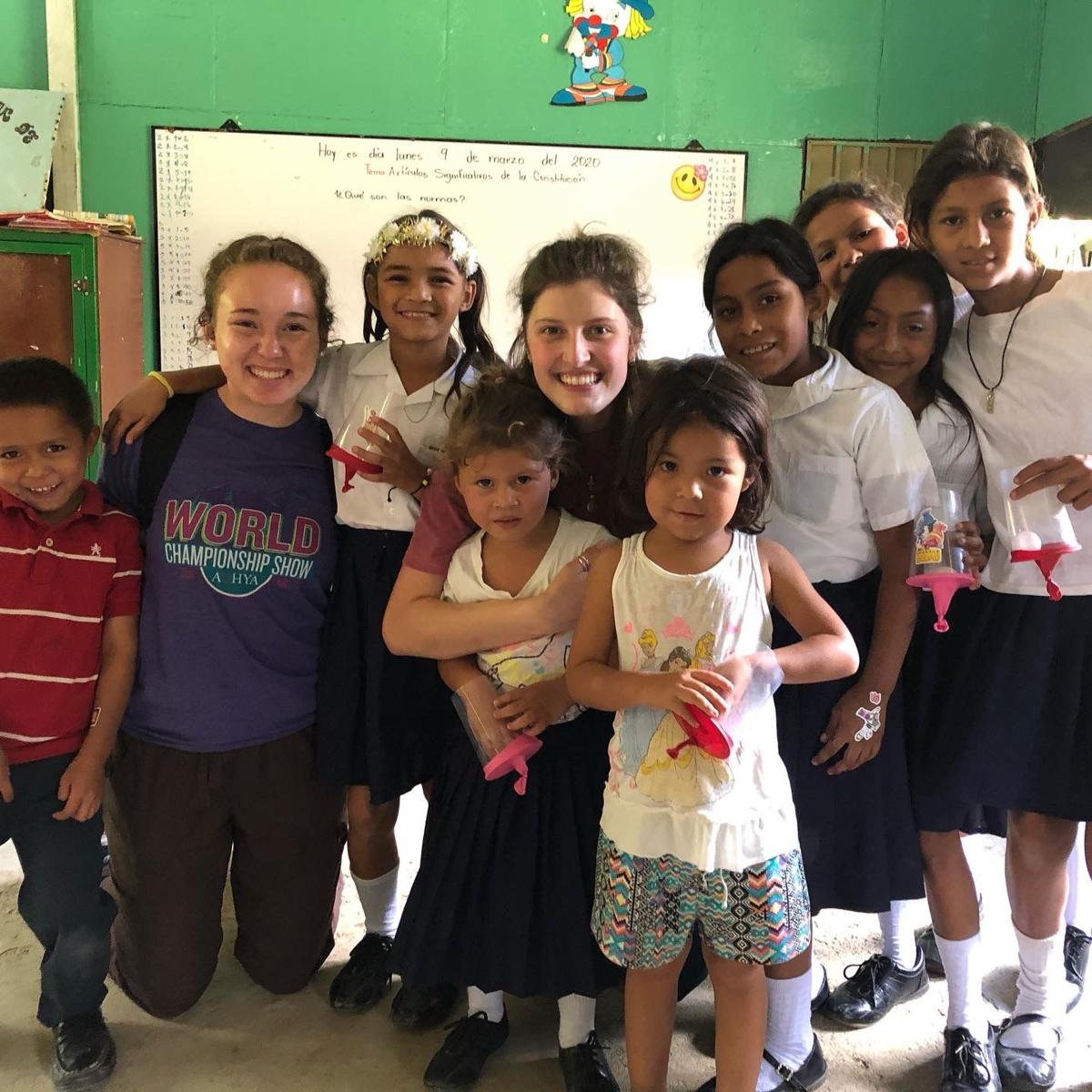An eye-opening trip to Central America - students
