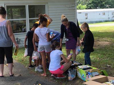Summer Meals Feeding Program starts June 11 in Louisa County
