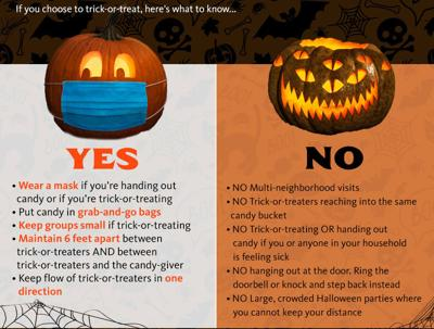 Prepare for a Safe Halloween!