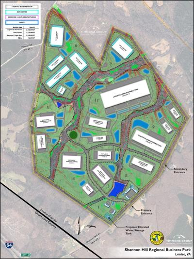 $2.5m to go to business park planning
