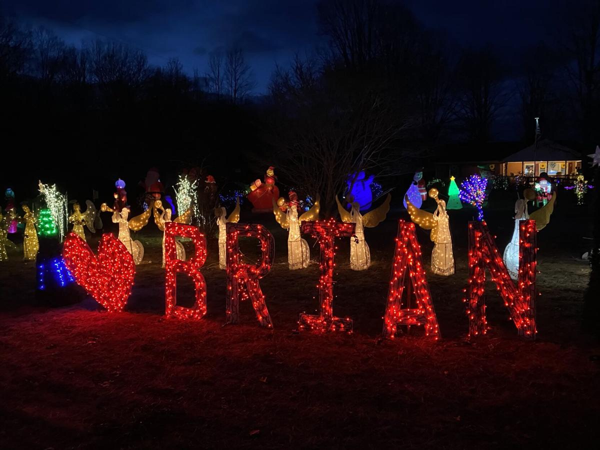 Using lights to bring joy to others