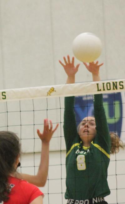 Louisa takes one from Albemarle at home