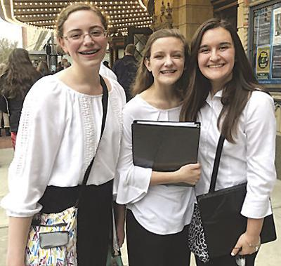 Local youth perform at All-States